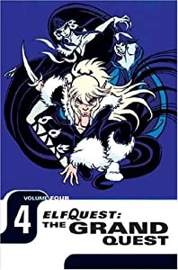 Elfquest: The Grand Quest - Volume Four by Wendy Pini and Richard Pini