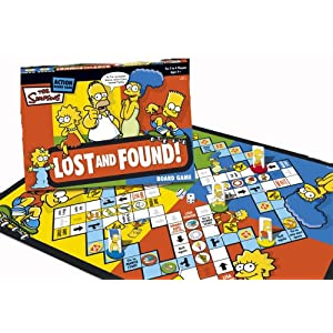 Simpsons Lost & Found