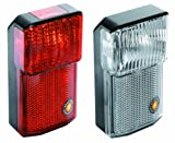 Torch LA4024 Krypton Front & Rear Bike Light Set