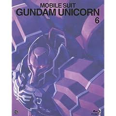 機動戦士ガンダムUC 6(ガンダム 35thアニバーサリー アンコール版) [Blu-ray]