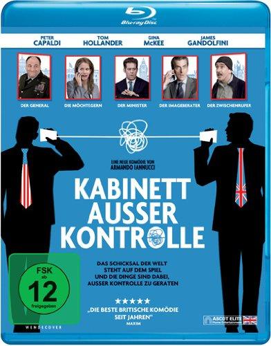 Kabinett ausser Kontrolle [Blu-ray]