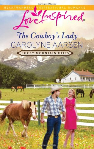 Image of The Cowboy's Lady (Love Inspired)