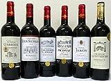 セレクション 金賞受賞酒 フランスボルドーワイン 赤ワイン 6本 750ml