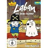 Laban, das kleine Gespenst - Folge 1-8 KiKa