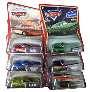 Mattel Disney Pixar Cars Ramone Die Cast Car [Toy] [Toy] [Toy] [Toy]