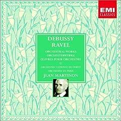 マルティノン指揮 ドビュッシー&ラヴェル管弦楽曲集の商品写真
