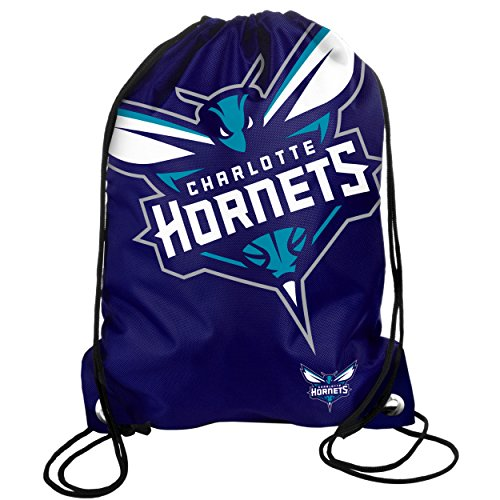 Forever Collectibles-Sacca, NBA Teams, 49cm, Unisex, CHARLOTTE HORNETS, 49 cm