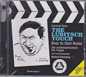 The Lubitsch Touch Music For Silent Movies from Red Seal