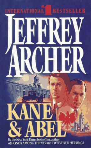 Kane & Abel, Jeffrey Archer