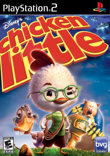 51CKQA7RTDL Reviews Disneys Chicken Little