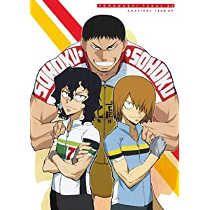 弱虫ペダル Vol.6 初回生産限定版 Blu-ray