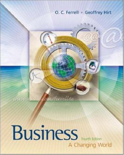 Business: A Changing World with PowerWeb and Enhanced Quizzing CD-ROM