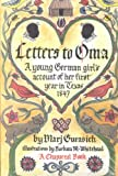 Letters to Oma: A Young German Girl's Account of Her First Year in Texas, 1847 (Chaparral Books)