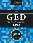 GED 2016 Test Prep Practice Tests: 30...