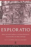 img - for Exploratio: Military & Political Intelligence in the Roman World from the Second Punic War to the Battle of Adrianople by N. J. E. Austin (1998-02-22) book / textbook / text book