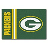 FANMATS NFL Green Bay Packers Nylon Face Starter Rug at Amazon.com