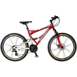 Schwinn Protocol 1.0 Men's Dual-Suspension Mountain Bike