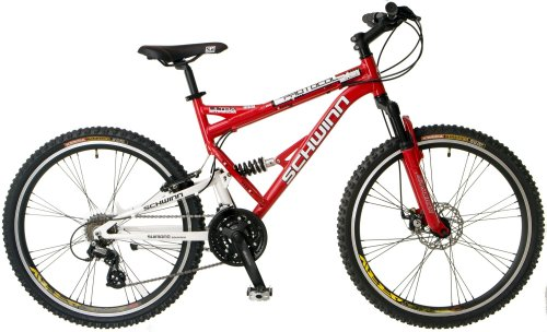 Schwinn Protocol 1.0 Men's Dual-Suspension Mountain Bike (26-Inch)