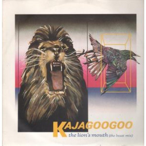 Kajagoogoo - The Lion's Mouth 12 inch single (The Beast Mix) 1984