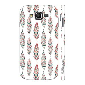 Enthopia Designer Hardshell Case Feather Touch Back Cover for Samsung Galaxy J3 (2016)