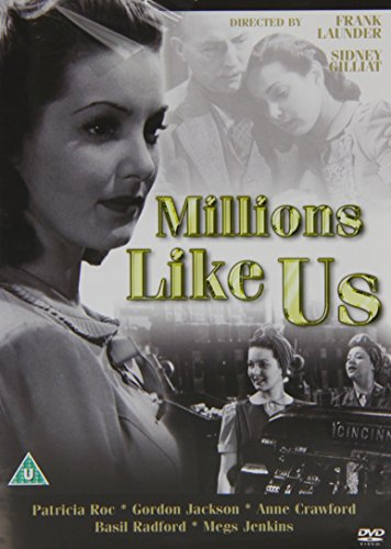 Millions Like Us [1943] [DVD]