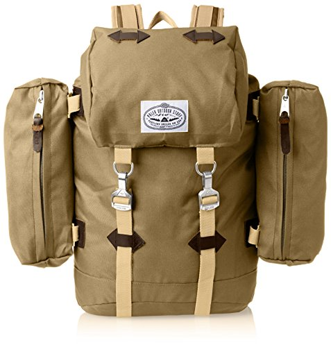 Poler Men's Rucksack Pack, Olive, One Size