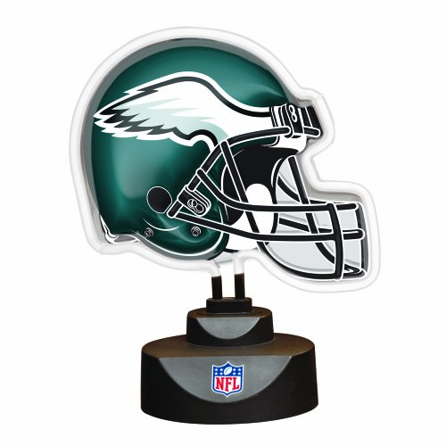 Eagles Helmet Lamps, Philadelphia Eagles Helmet Lamp