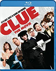 Clue: The Movie [Blu-ray]
