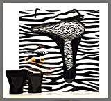Iso Limited Edition Ionic Pro 2000 Hair Dryer-Zebra