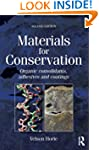 Materials for Conservation: Organic c...