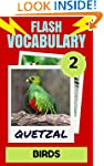 Flash Vocabulary #2: 101 Birds (Flash...