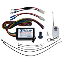 250 Feet Remote Engine Kill Switch, 12-24VDC Systems