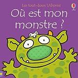 O� est mon monstre ?par Fiona Watt