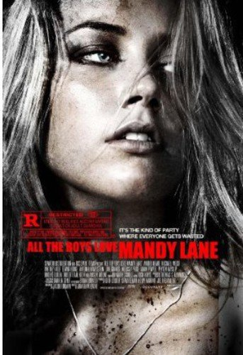 DVD : All The Boys Love Mandy Lane