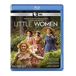Masterpiece: Little Women Blu-ray [Blu-ray]