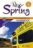 echange, troc Françoise Lemarchand, Kathleen Julié, Jean-Rémi Lapaire, Collectif - Anglais 5e New Spring : Workbook
