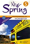 Anglais 5e New Spring : Workbook