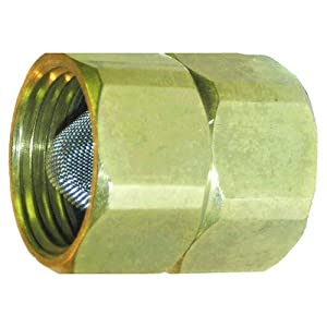 Oregon 37 219 pressure washer garden hose adapter brass - Turn garden hose into pressure washer ...