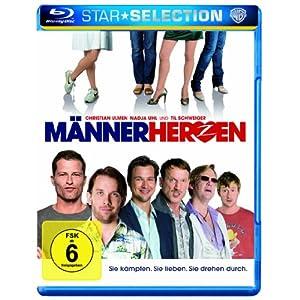 Männerherzen (Blu-ray)
