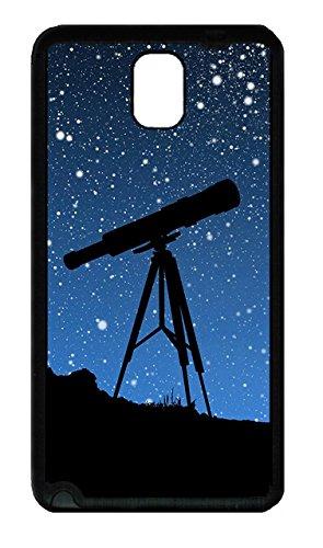 Samsung Galaxy Note 3 N9000 Case,Samsung Galaxy Note 3 N9000 Cases - Sky Telescope Custom Design Samsung Galaxy Note 3 N9000 Case Cover - Polycarbonate¨Cblack
