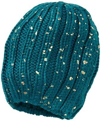 PASSIGATTI Women's Hat - Turquoise - Türkis (4türkis) - One size (Brand size : one size)