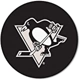 FANMATS NHL Pittsburgh Penguins Nylon Face Hockey Puck Rug