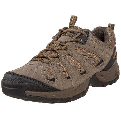 Hi-Tec Men's Multiterra Vector Adventure Sport Shoe,Dark Taupe/Taupe/Inca Gold,11.5 M