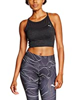 Puma Top Yogini Crop (Gris)