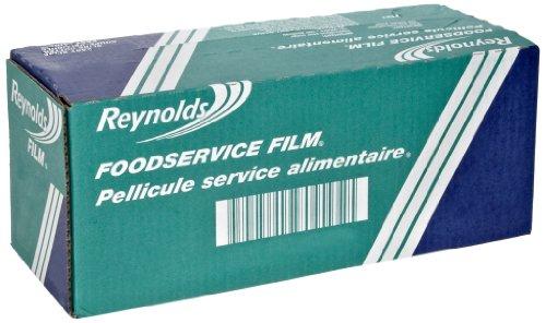 "Reynolds 910Sc 2000' Length X 12"" Width, Pvc Slide Cut Food Wrap Film"