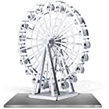 Metal Earth - Ferris Wheel - Laser Cut 3D Model