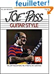 Joe Pass Guitar Style (Mel Bay Presents)