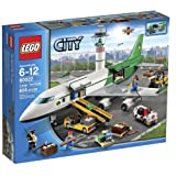 Cargo Terminal LEGO® City Set 60022