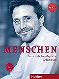 Menschen A2/1: Deutsch als Fremdsprache / Arbeitsbuch mit Audio-CD