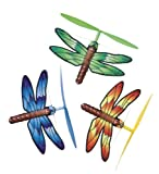 Dragonfly Wind-up Winged Copters